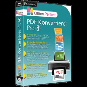 PDF Konvertierer Pro 4