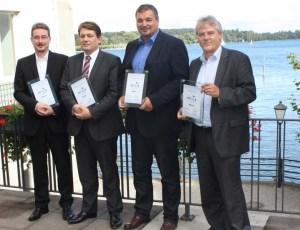 cobra B&S Partnertag 2013_Award_Gewinner