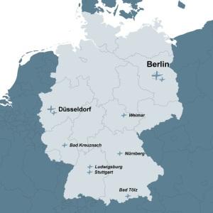 diz AG errichtet weitere regionale Beratungsstellen deutschlandweit